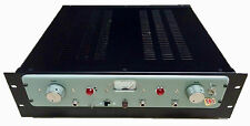 Vintage 60's Valve Tube Mic Preamplifier - Upgraded - Sowter - Carnhill - 48v