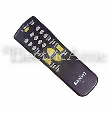 Genuine Sanyo FXML TV Remote Control Fully Tested 1 Year Warranty