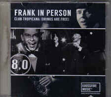 Frank In Person-Club Tropicana Promo cd maxi single 5 tracks