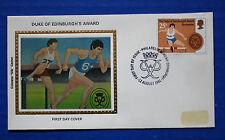 """Great Britain (955) 1981 Duke of Edinburgh's Award Colorano """"Silk"""" FDC"""