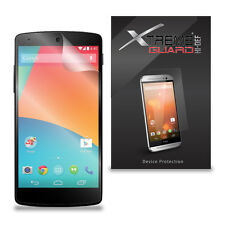 6-Pack Clear HD XtremeGuard HI-DEF Screen Protector Cover For LG Google Nexus 5