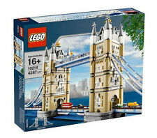 LEGO Tower Bridge Set 10214 London, England Drawbridge Creator Expert NEW Sealed