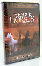 factory sealed The FOUR HORSES of the Apocalypse, THE GREEN HORSE, John Hagee