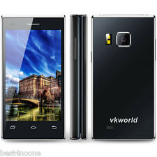 "Vkworld T2 3G Flip Smartphone 4"" Android 5.1 MTK65 Quad Core Dual Screens 1G+8G"