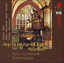 Arp-Schnitger-Orgel Norden, New Music
