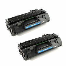 2PK for  HP CE505A 505A Toner for Laserjet P2055x P2055dn P2055d P2035 P2035n