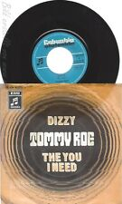 """7"""" TOMMY ROE--DIZZY"""