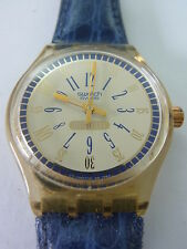 SLK105 Swatch - 1995 Musicall Call Up Philip Glass Swiss Made Authentic