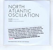 (GM932) North Atlantic Oscillation, Glare / Wires - 2015 DJ CD