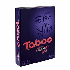 Taboo Fun Adult Board Party The Unspeakable Fun Game Xmas Gift Present New