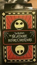 Disney Parks Nightmare Before Christmas Boxed Pin Set Box 2 Pins New NBC Trading