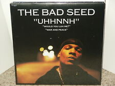"THE BAD SEED / UHHNNH 12"" OG US 2000 SEALED HIP HOP VINYL RAWKUS RECORDS NOTTZ"