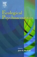Ecological Psychoacoustics-ExLibrary