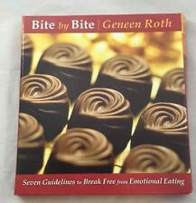 Bite by Bite Geneen Roth CD Audiobook Emotional Eating Weight Loss Sounds True