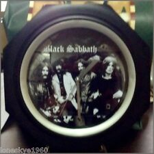 BLACK SABBATH Collector's WALL CLOCK