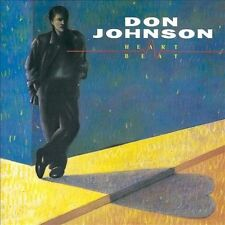 DON JOHNSON Heartbeat - DADC CD