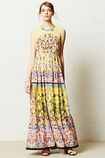 NWT Anthropologie Lore Maxi Dress by Ranna Gill Small