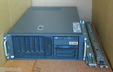 Fujitsu PRIMERGY TX300 S4 Server 2 x 2.50GHz Quad-Core INTEL E5420 12GB W/ Rails