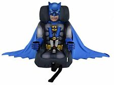 KidsEmbrace Deluxe Combination BOOSTER CAR SEAT, 5 Point Harness Batman CAR SEAT