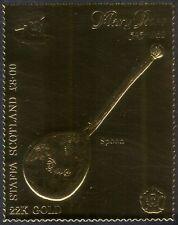 Staffa (L) Mary Rose/Barco De Vela/Cuchara/Comer/Historia De Oro 1v S/a (s394e)