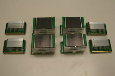 HP E7330 2.4GHZ QUAD CORE CPU KIT FOR DL580 G5 450252-001 quantity 4 included!