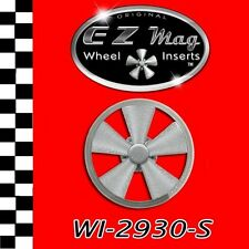 WI 2930-S 5-Spoke Mag With Rim EZ Mag Wheel Inserts Fits Strombecker Slot Cars