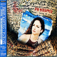 Unwrapped by Gloria Estefan (CD, 2003, Sony/Epic)