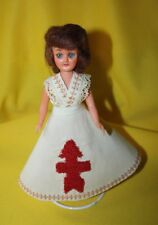 """Vintage  Doll, product of The Admiration Toy Co., NYC- 7 1/2"""""""