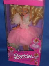 ♥ NRFB top rareza mattel 2249 vintage 1990 Home Pretty sueño barbie Rose Rosas
