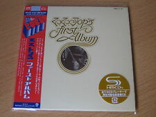 "ZZ TOP ""First Album"" Japan mini LP SHM CD"