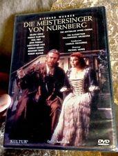 Brand New Richard Wagner Die Meistersinger Von Nurenberg DVD Opera Australia