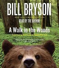 A Walk in the Woods [Abridged] by Bill Bryson Compact Disc Book (English)