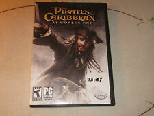 PC DVD-ROM Disney Pirates Of The Caribbean: At World's End Software
