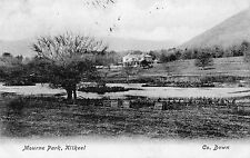 MOURNE PARK KILKEEL CO. DOWN IRELAND LAWRENCE IRISH POSTCARD POSTED 1-AUG-1905