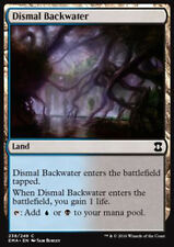 MTG DISMAL BACKWATER FOIL EXC - ACQUITRINO TETRO - EMA - MAGIC