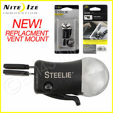 NEW NITE IZE- Steelie VENT MOUNT for iPhone Galaxy HTC Uber Lyft LG REPLACEMENT