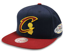 NBA Mitchell & Ness Cleveland Cavaliers 2016 Champions Snapback Cap - New