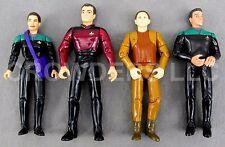 Star Trek Deep Space Nine Jadzia Dax Chief Odo Dr Julian Bashir 94 Next Gen Q 93