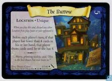 Harry Potter TCG Chamber of Secrets The Burrow 6/140