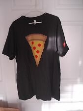 Pax Prime ROOSTER TEETH Pizza Hut Promotional t-shirt XXL cotton/poly blend