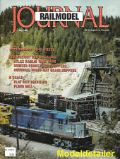 Railmodel Journal May94 CP Rail Repair Terminal Conrail ALCO RS3 UP SD45 Athearn