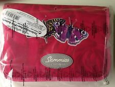 Sammies by Samonite Federmäppchen Federmappe gefüllt - PINK BUTTERFLY OPTILIGHT