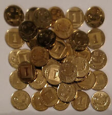 50 COIN LOT 1 Agora Israeli Israel Coin from the New Sheqel Series Holy Land