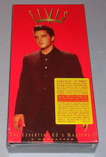 ELVIS FROM NASHVILLE TO MEMPHIS THE ESSENTIAL 60'S MASTERS I  5-Cassette Box S/S