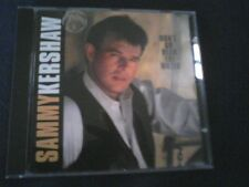 "Sammy Kershaw CD, ""Don't Go Near the Water"" Used"