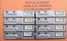 32GB(8x4GB) Ram kit for Apple Mac Pro 8-Core 2.8, 3.0 & 3.2GHz early 2008 1 YEAR