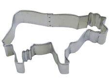 """Cow Farm Cookie Cutter 3.75"""" Animal Farm Milk Calf Ranch"""