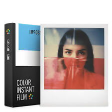 Impossible Project Gen 3.0 Color Film for Polaroid 600 Type Camera Instant  I-1