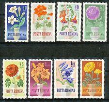 Roemenië 2268 - 2275 postfris  (motief Bloemen)