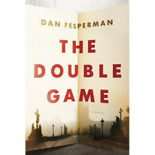 SIGNED 1ST US  print/edition The Double Game by Dan Fesperman (2012, Hardcover)